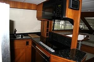 Tollycraft Galley 53 Tollycraft  Pilot House Motor Yacht