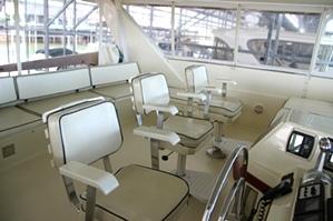 Tollycraft 53 Custom Hard Top Fly Bridge  Pilothouse Motor Yacht  PHMY
