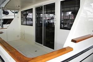53 Tollycraft Pilot House Motor Yacht Cockpit