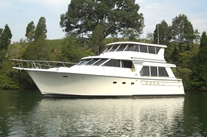 Tollycraft 53 Motor Yacht For Sale
