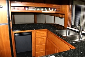 Tollycraft Galley 53 Tollycraft  Pilot House Motor Yacht